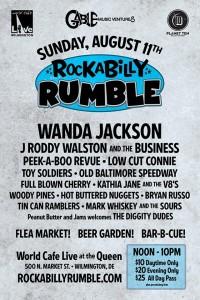 rumble show