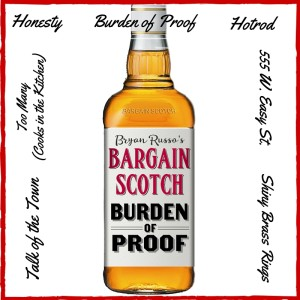 bargain scotch cover