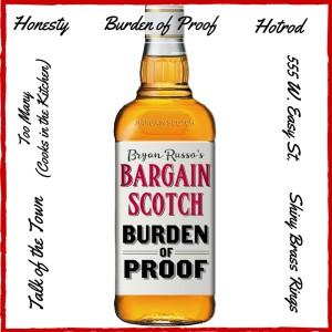 bargain scotch cover